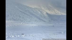 مشهد الشتاء