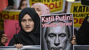 Putin y Asad