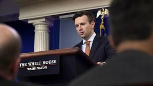 portavoz de la Casa Blanca, Josh Earnest