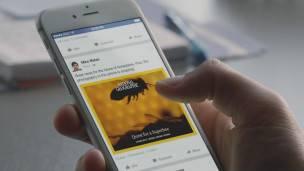 Facebook ha creado una plataforma donde se pueden ver los artículos de una forma más adaptada para celulares.