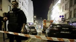 Ataques en Francia