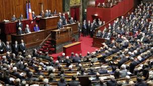 El Parlamento francés