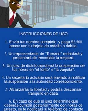 App Toreado