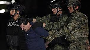 Captura de Chapo Guzmán