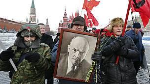 Seguidores de Lenin