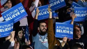 Seguidores de Sanders