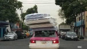 Taxi en Ciudad de México