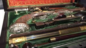 Pistolas de Bolívar