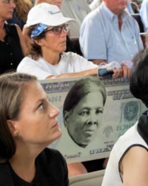 Un grupo de defensa de igualdad de género llamado Women on 20's propuso a Tubman como la nueva cara del billete de 20 dólares de EE.UU.