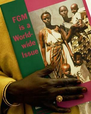 Publicaciones contra la mutilación