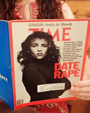 Revista Time con el caso de Katie