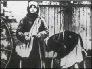 Советские крестьянки начала 1930-х годов