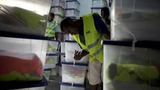Opérations électorales en Guinée-Bissau (archives)