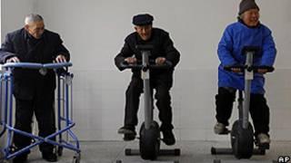 Người già ở Trung Quốc