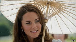 Kate La Duquesa de Cambridge