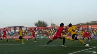 Liga de fútbol de Afganistán
