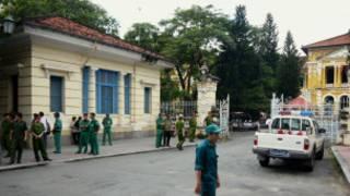 Tribunal en Vietnam