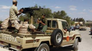 Milicia libia