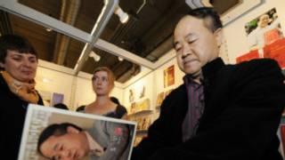 L'écrivain Mo Yan.