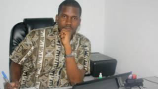 Verone Mankou, invité du premier Chat BBC