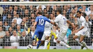 Juan Mata, milieu de terrain de Chelsea