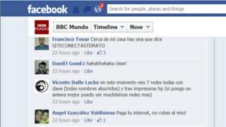 Respuestas de los lectores de BBC Mundo en Facebook