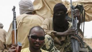 'Yan tawayen Mali
