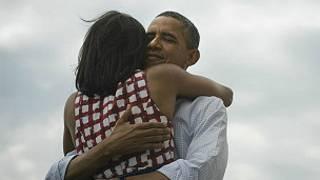 जीत के बाद बराक ओबामा