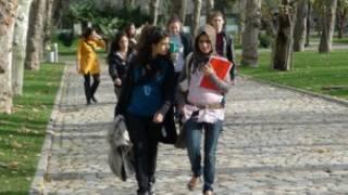 Mahasiswa Turki