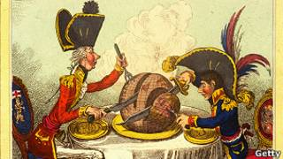 Caricatura de James Gillray