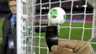 Tecnología de línea de gol