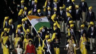 india olimpiade