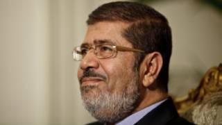 Mohmmed Morsi na Masar