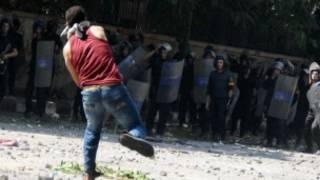 Protes menentang film anti-Islam di Mesir