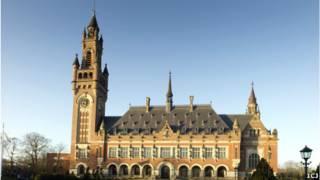 Palacio de la Paz, La Haya, Holanda