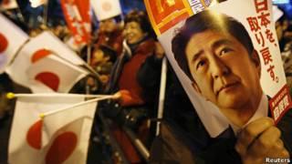 Shinzo Abe, primer ministro electo de Japón