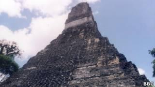 माया सभ्यता का एक मंदिर