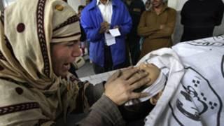 Kisa kan masu allurar Polio a Karachi