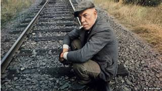 Lee Marvin en Emperor of the North