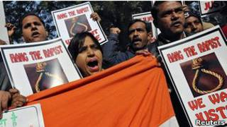 India protestas