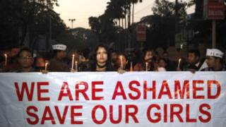 बलात्कार पर विरोध