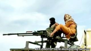 Militantes islamistas en Mali