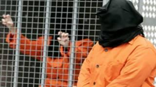 Presos de Guantánamo