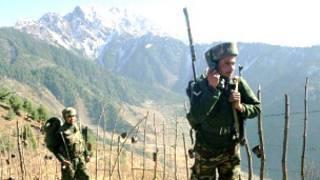 भारत पाक नियंत्रण रेखा