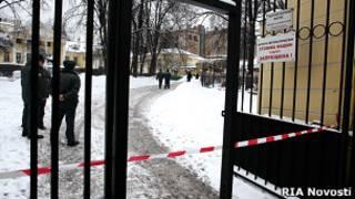 место убийства Аслана Усояна на Поварской