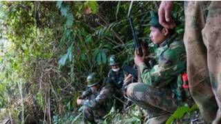 Pemberontak Kachin