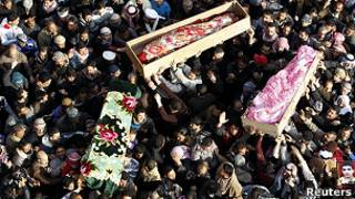Funerales en Faluya