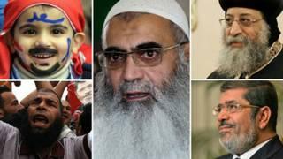 Distintos tipos de barbas