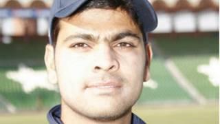 भारतीय क्रिकेटर आरपी सिंह