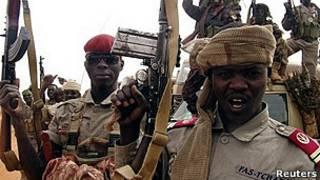 Archivo, fuerzas internacionales en Mali